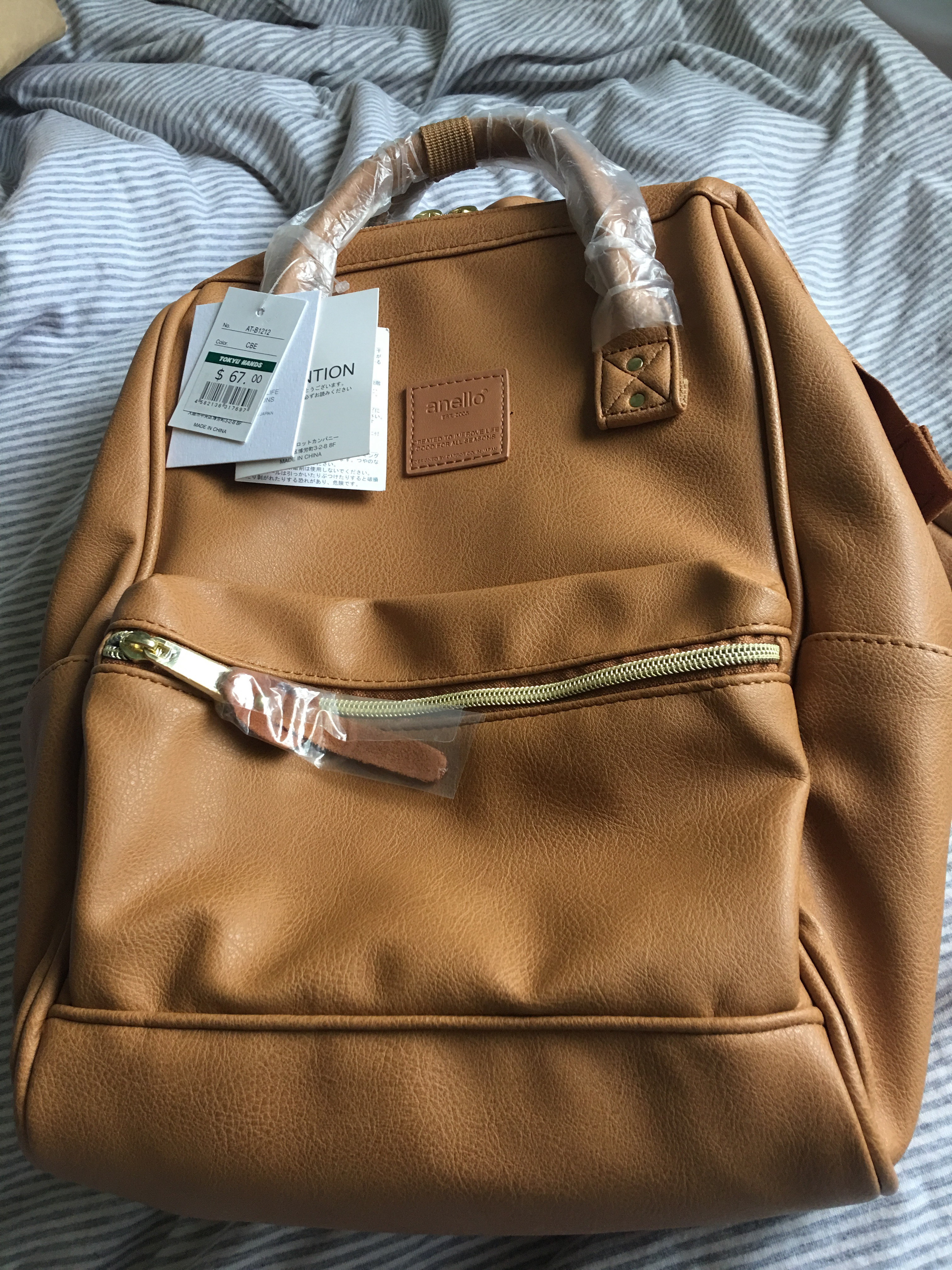 9a3ab52a73 Anello Faux Leather Square Backpack- Fenix Toulouse Handball