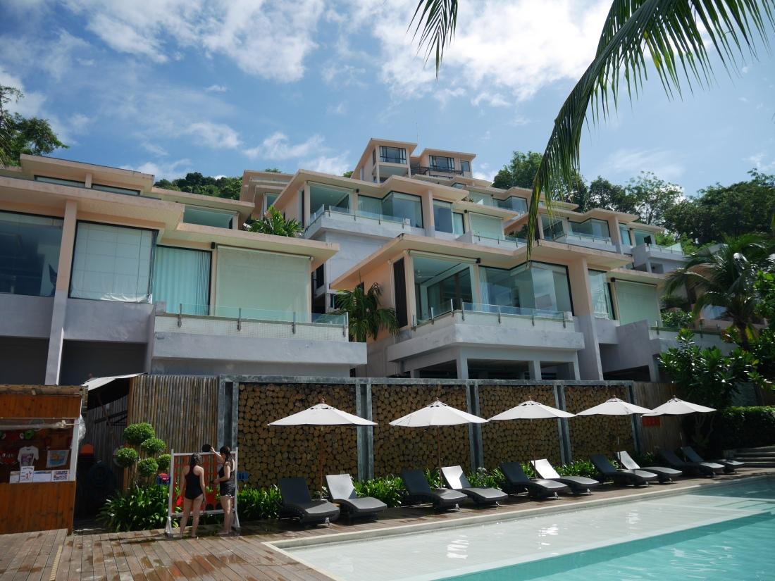 Bandara Villas Phuket Ocean View Private beach pool Thailand beach villa resort