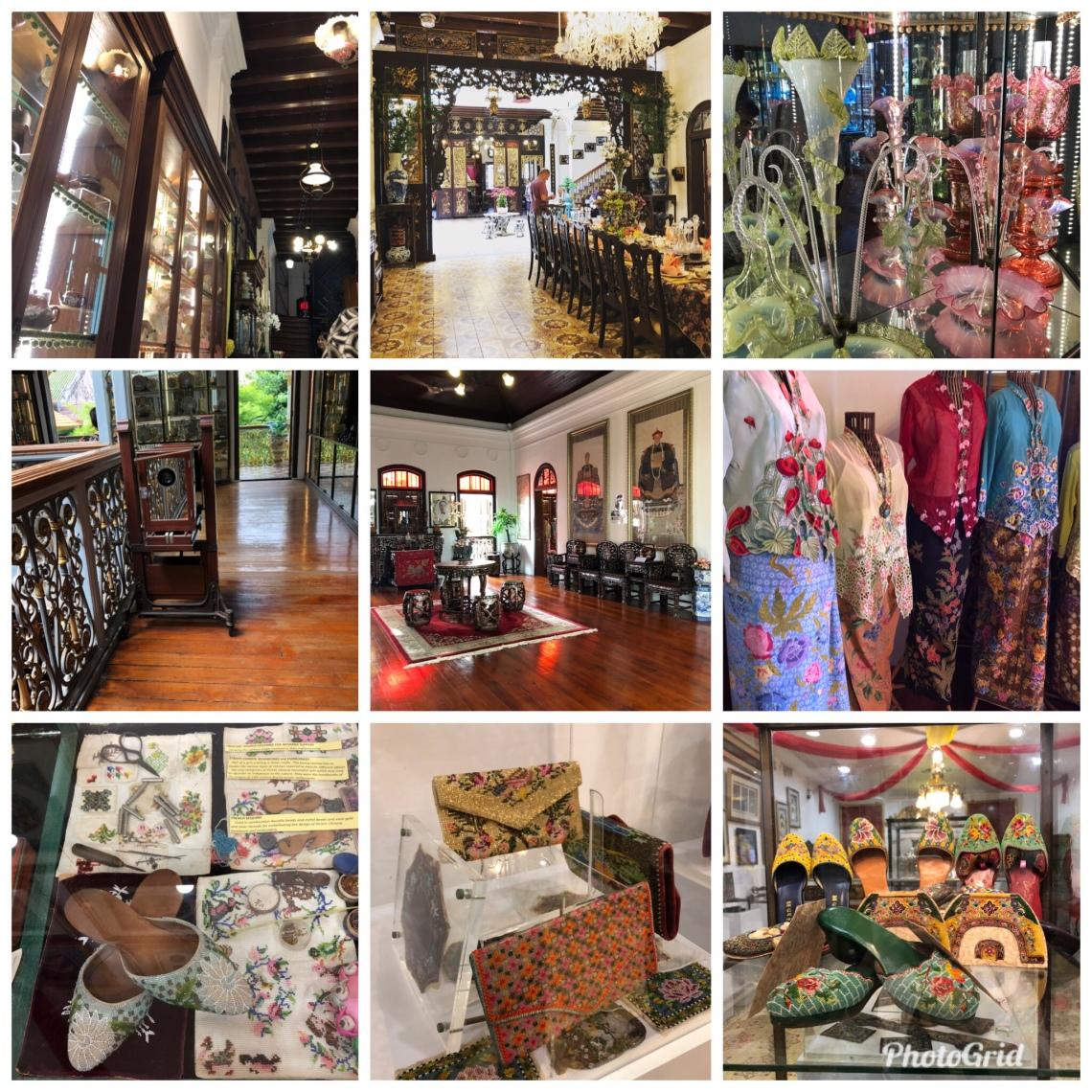 Pinang Peranakan Museum Penang attraction